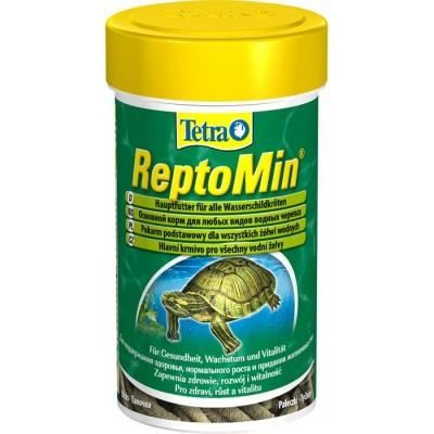 Корм для черепах Tetra ReptoMin (палочки) 250 мл