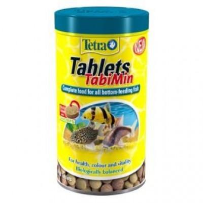 Корм для рыб TetraTablets TabiMin (таблетки) 2050 таб., 1000 мл