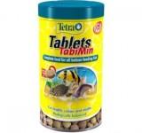 Корм для рыб TetraTablets TabiMin (таблетки) 1040 таб., 500 мл