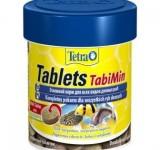 Корм для рыб TetraTablets TabiMin (таблетки) 275 таб., 150 мл.