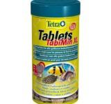 Корм для рыб TetraTablets TabiMin XL (крупные таблетки) 133 таб., 250 мл