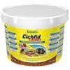 Корм для рыб TetraCichlid Colour 10 л гранулы