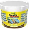 Корм для рыб TetraCichlid Algae Mini 10л растительные мини гранулы