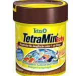 Корм универсальный для мальков TetraMin baby 66 мл (мелкая крупа)