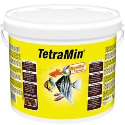 Корм для рыб TetraMin хлопья 10 л