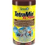 Корм для рыб TetraMin XL крупные хлопья 1 л