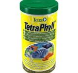 Корм для рыб TetraPhyll (хлопья) 100мл