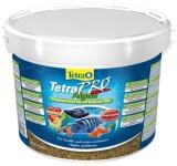 Корм для рыб TetraPro Algae (растительные чипсы) 10 л