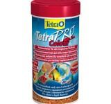 Корм для рыб TetraPro Colour (чипсы для окраса) 100 мл