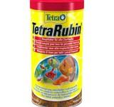 Корм для рыб TetraRubin (хлопья для окраса) 100 мл