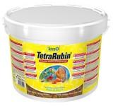 Корм для рыб TetraRubin (хлопья для окраса) 10 л
