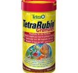 Корм для рыб TetraRubin Granules (гранулы) 250 мл
