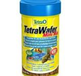 Корм для рыб TetraWafer Mini Mix (мелкие пластинки) 100 мл