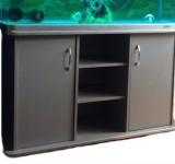 Тумба для аквариума Jebo 2210T (серебро)