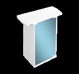 Тумба для аквариума Tetra AquaArt Discover Line, белая 60л