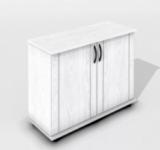 Тумба для террариумов Zelaqua 100л (710х360х730) белый