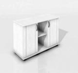 Тумба для террариумов Zelaqua 200л (1010х510х730) белый