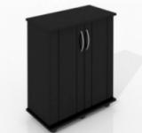 Тумба для террариумов Zelaqua 70л (610х310х730) чёрный